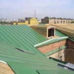 ремонт крыши капитальный