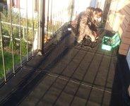 Гидроизоляция террасы и балкона