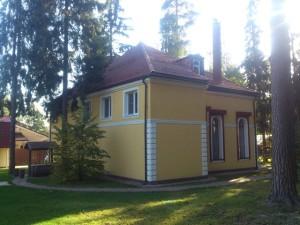 дом в крёкшино