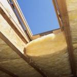 утепление крыши мин ватой