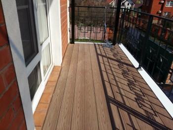 гидроизоляция и полы на балконе13