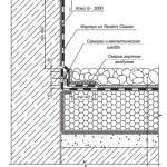 Резитрикс балласт и стена