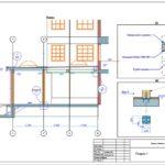 листы проекта строительства террасы