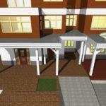 дизайн-проект будущей террасы