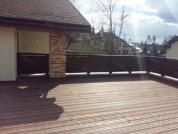 deking na terrase