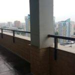 керамогранит на балконе