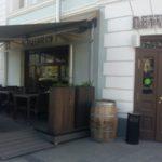 монтаж террас и веранд для кафе и ресторанов