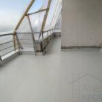 Гидроизоляция мастичная на балконе